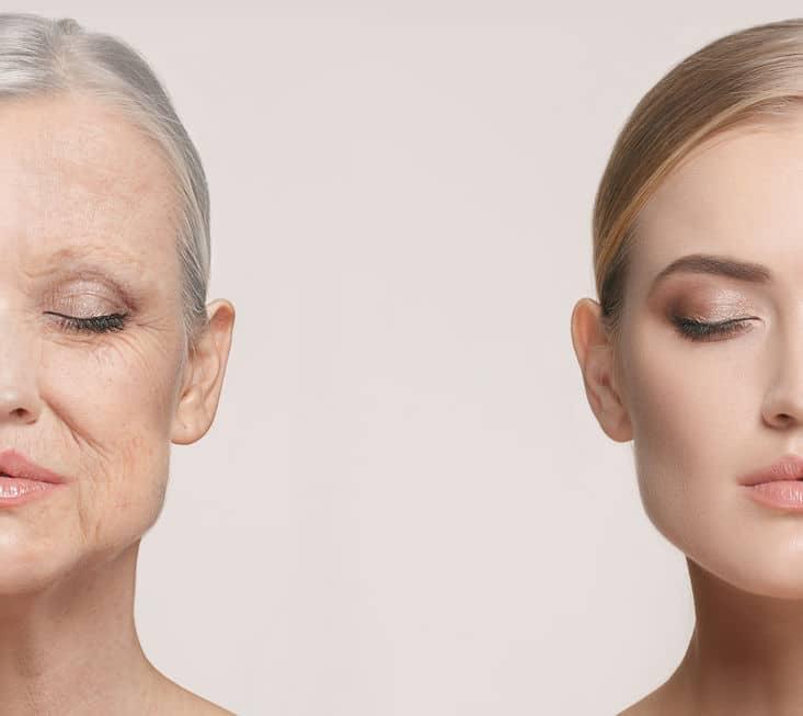 老化の原因は活性酸素が増えるからというトリビア