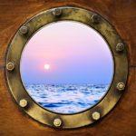 船の窓が丸い理由に関する雑学