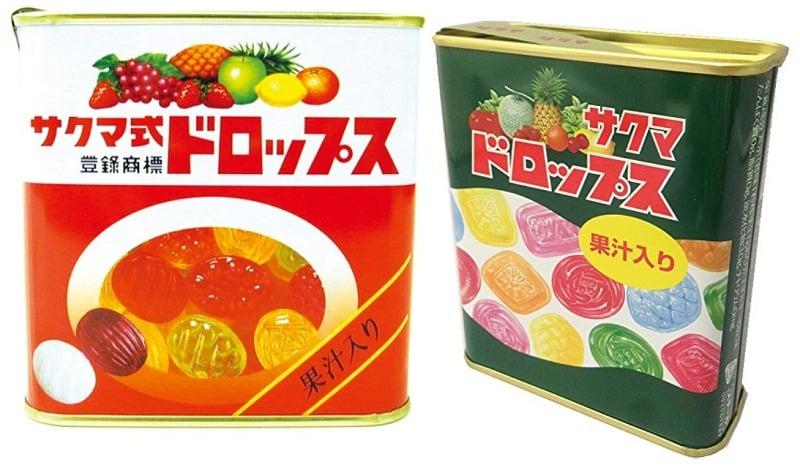 サクマ式ドロップとサクマドロップ!似た商品が発売された理由とは?についてのトリビア