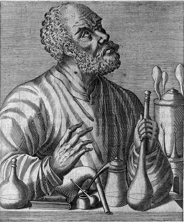 最初に蒸留酒を作ったのは錬金術師であるというトリビア