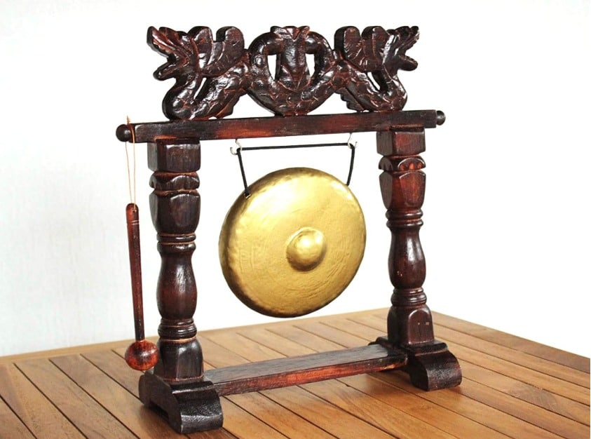 ジャーン!強烈な打楽器「銅鑼」はたしかに円盤型についてのトリビア