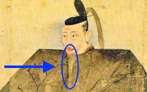 豊臣秀吉のヒゲは付け髭という雑学