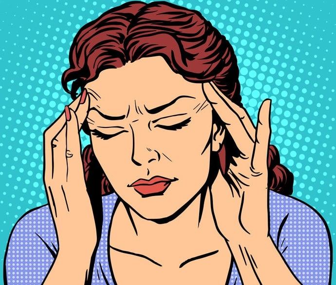頭痛の時はこめかみに梅干しについてのトリビア