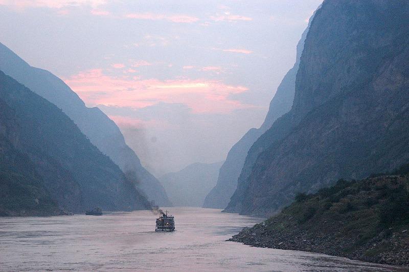 3位:長江(約6300km)についてのトリビア