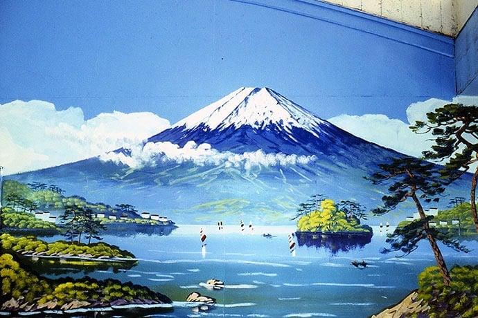 大正なんです!銭湯に富士山が描かれたのはいつから?についての雑学まとめ