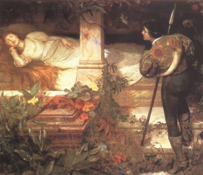 「眠れる森の美女」が王子様と結婚した時の年齢は115歳という雑学