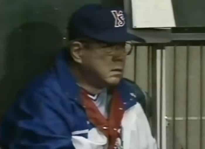 1995年の日本シリーズ、イチローは野村克也と対決