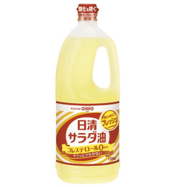 サラダ油はサラダ料理向けの油だった。というトリビア