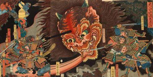 日本三大悪妖怪に関する雑学