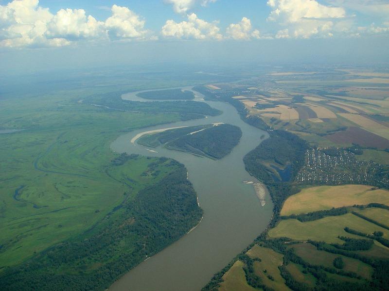 7位:オビ川(約5410km)についてのトリビア