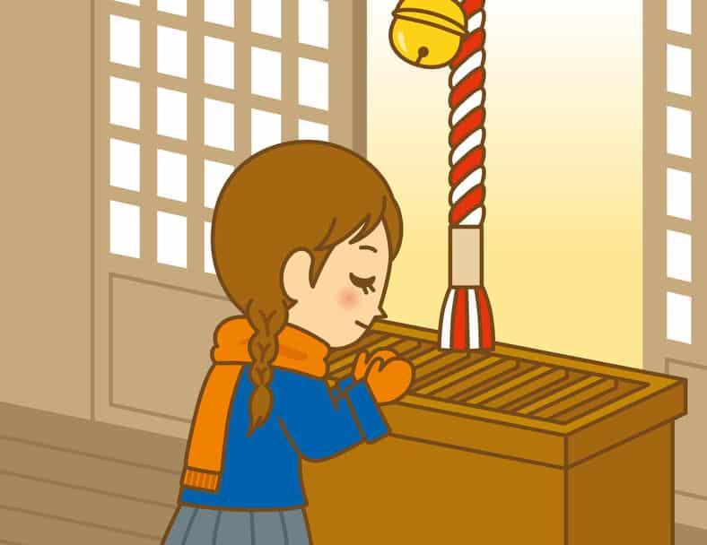 神社では手を叩くのに、お寺では叩かない理由は?に関する雑学