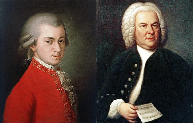 バッハやモーツァルトの髪型は流行していたカツラだったというトリビア