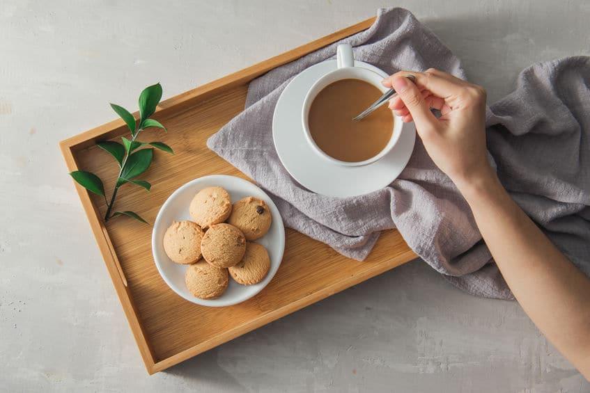 朝からドルチェ(甘いデザート)はあたりまえ!というトリビア