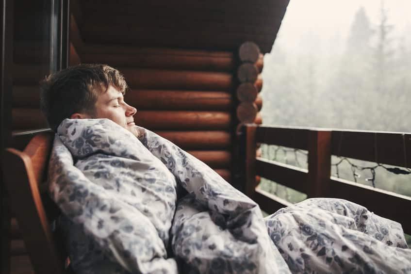 【雪山登山】むしろ寝た方がいい場合もあるというトリビア
