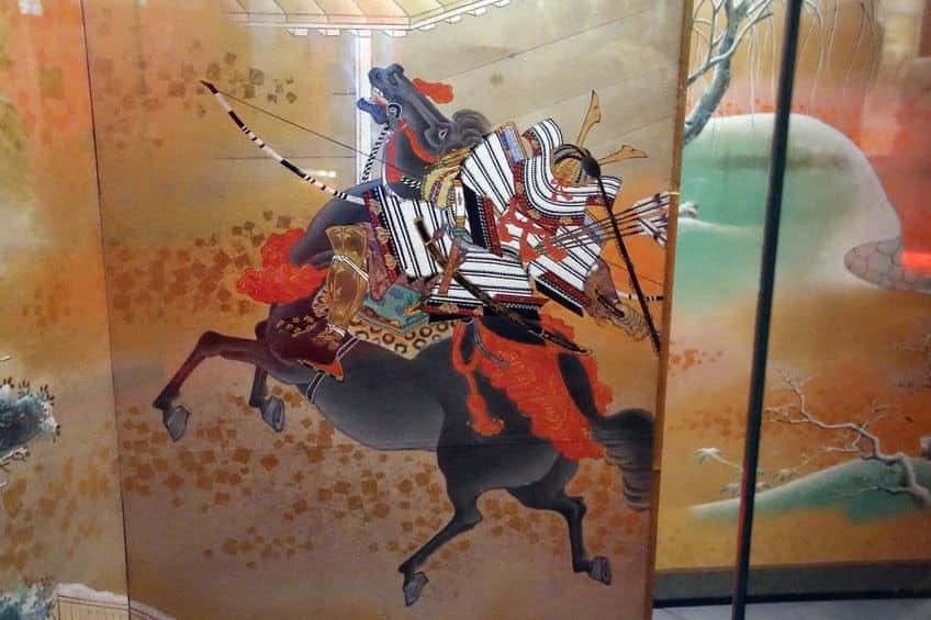 戦国武将が乗っていた馬は「ポニー」という雑学