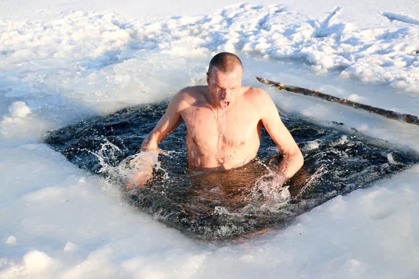 南極という極地に温泉が湧いているというトリビア