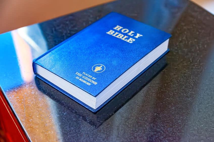 ホテルに「聖書」があるのはなぜ?に関する雑学