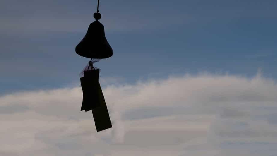 風鈴はもともと占いとして使われていたというトリビア