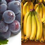 「バナナ」という名前のぶどうがあるという雑学