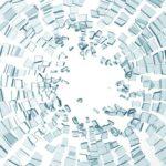 板ガラスは水中ならハサミで切れるという雑学