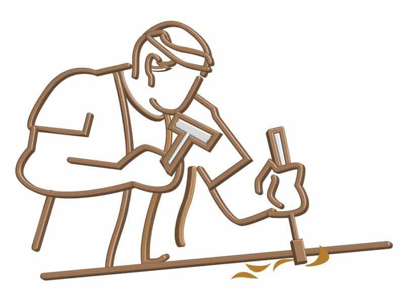 大工さんの工具の玄翁(げんのう)はもとは人の名前という雑学