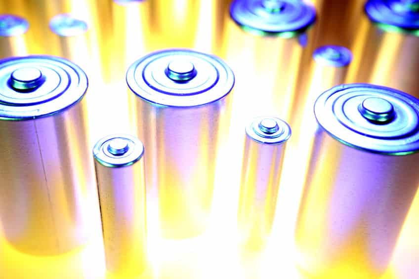 乾電池を床の上で転がすと一時的に回復する?という雑学