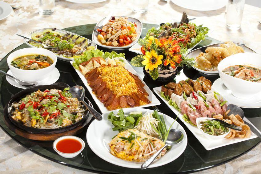 中華料理のターンテーブルは時計回りに回すのが正しいマナーについてのトリビア