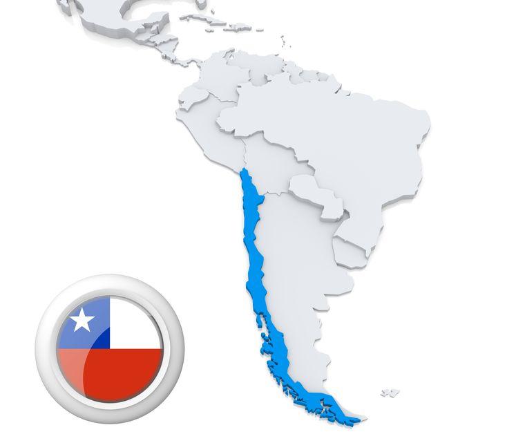世界で一番細長い国は南米の「チリ」という雑学