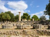 古代オリンピックの会場周辺は、非衛生的で悪臭が漂っていたという雑学