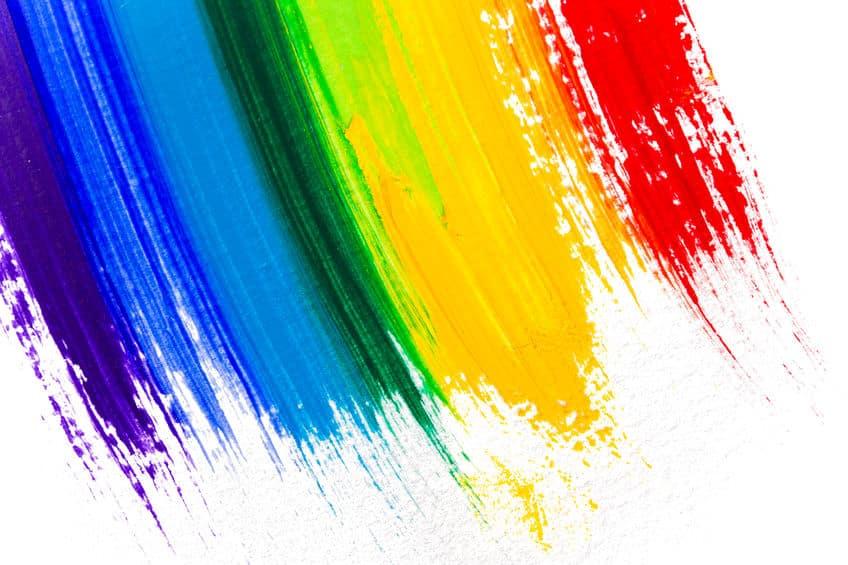 虹は国によっては7色ではないについてのトリビア