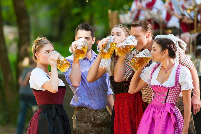 ビールの本場であるドイツ人は、おつまみをほとんど食べないという雑学