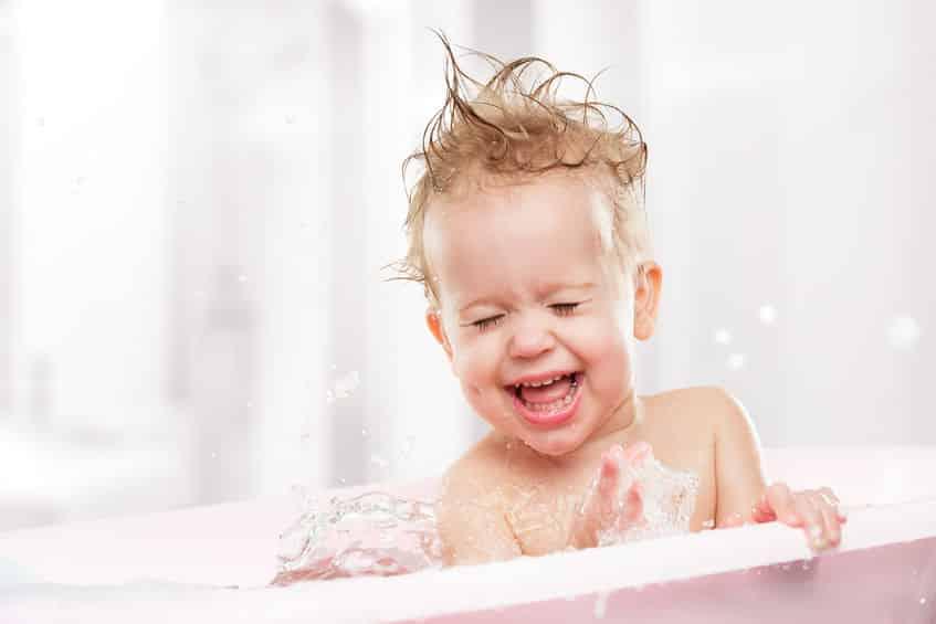 免疫力がアップする入浴方法がある?という雑学