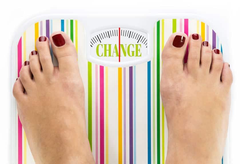 沖縄に行くと体重が軽くなるという雑学