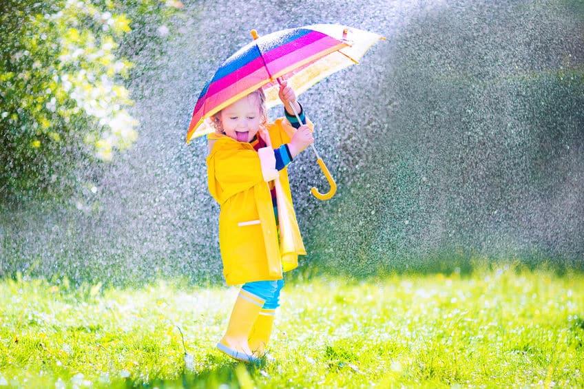 雨を弾かなくなった傘にはドライヤーの温風を当てろッ!【撥水】についての雑学まとめ