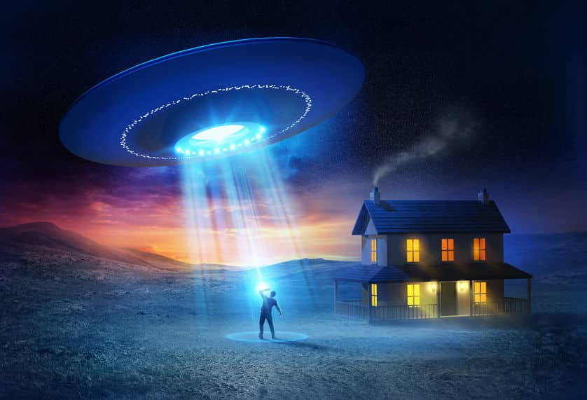 「宇宙人誘拐保険」というものがあったという雑学