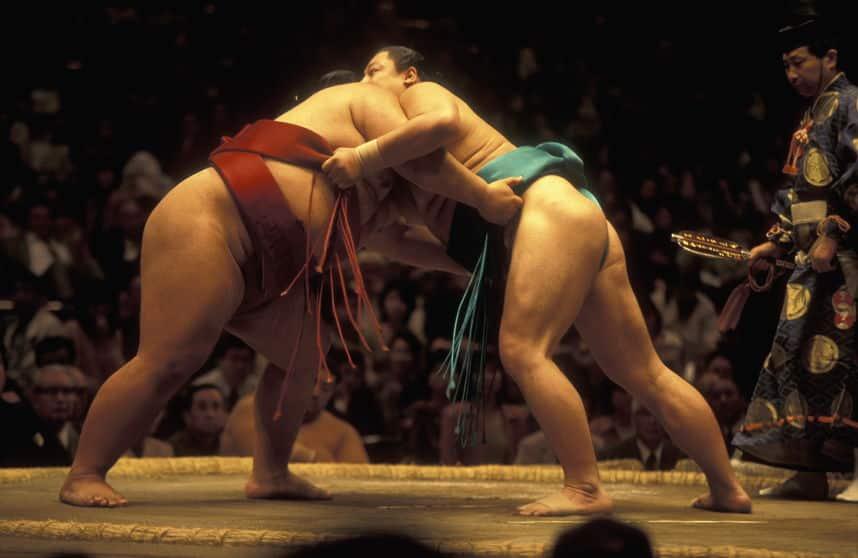 】昔、「相撲」は「角力」だった!というトリビア