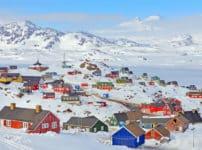 世界一大きい島は「グリーンランド」という雑学