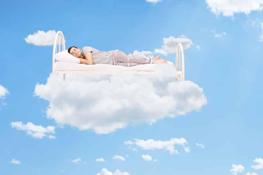 ぐっすりと寝るには寝室の空気が大切という雑学