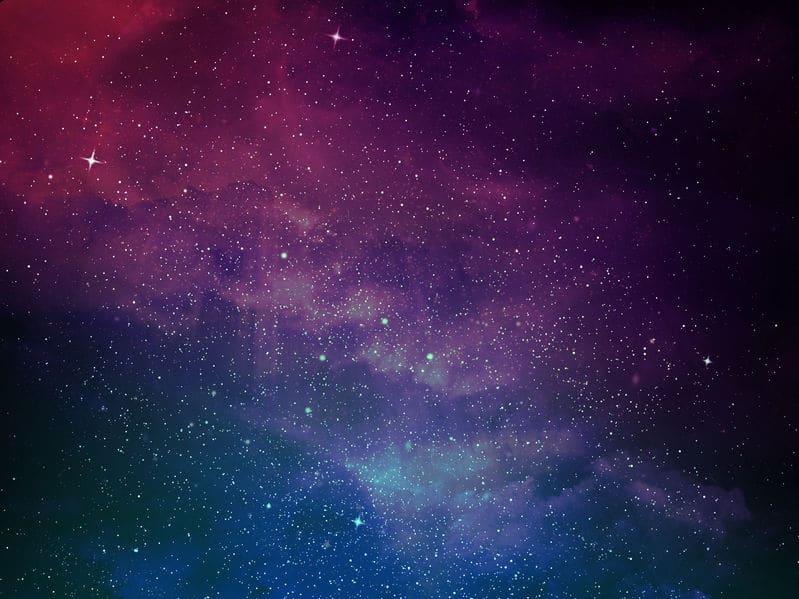 赤い星の表面温度は約3000度、青白い星の表面温度は2万度以上についてのトリビア