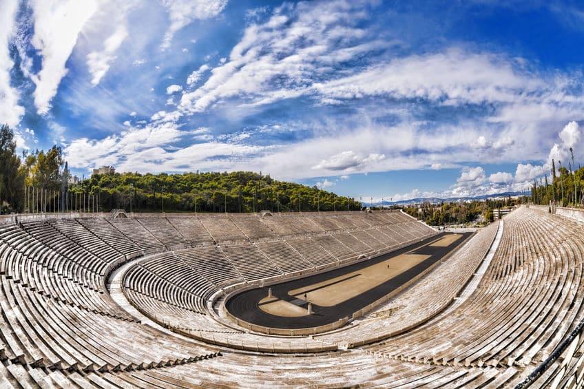 第1回アテネオリンピックでは金メダルがなかったという雑学
