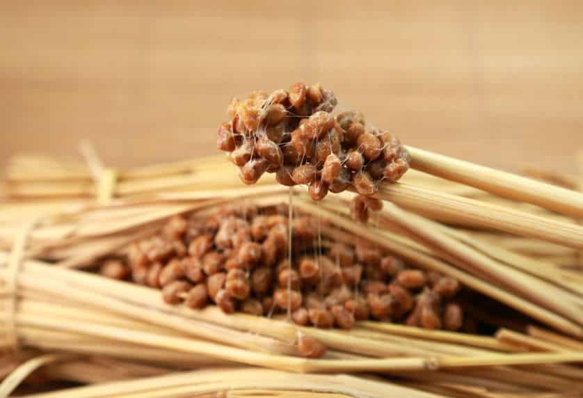納豆の誕生秘話に関する雑学