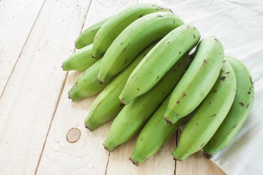 バナナは青色で輸入される!というトリビア