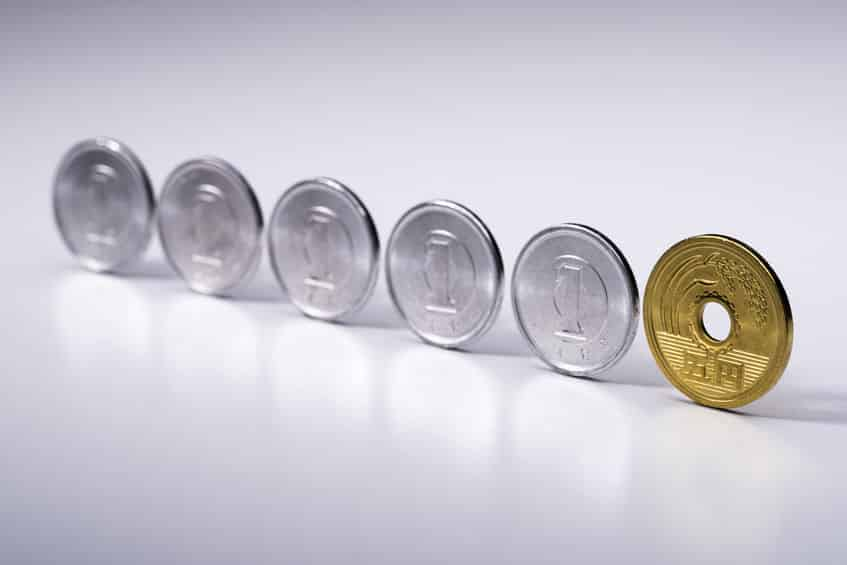 1円硬貨・5円硬貨は赤字!?についてのトリビア