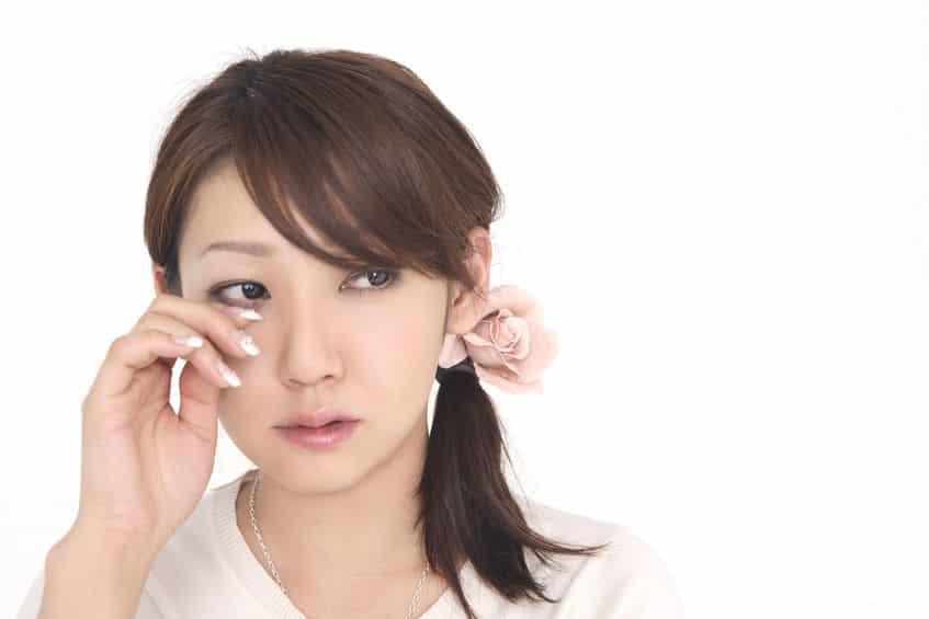 涙<鼻水。西洋人は日本人とは泣き方が違う!顔の造りが違うからね…というトリビア