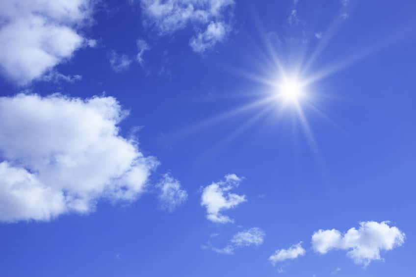 正しい布団の干し方で、太陽パワーを最大限利用しよう!というトリビア