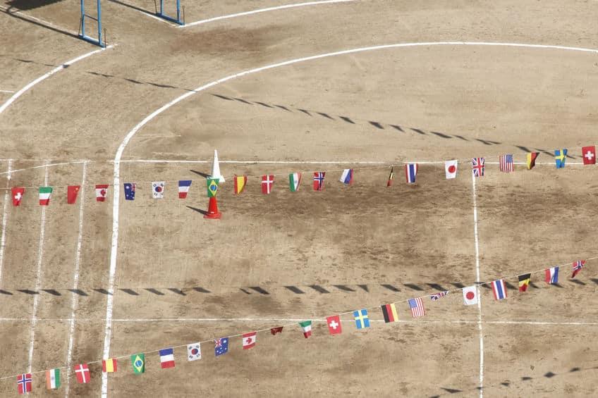 西宮市の小中学校は1年に2回運動会がある!?というトリビア