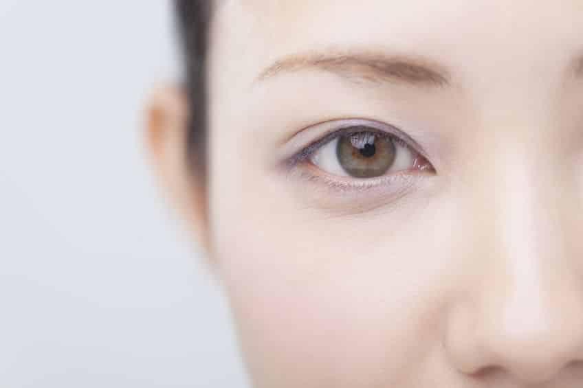 白目が濁るのは老化によるものというトリビア