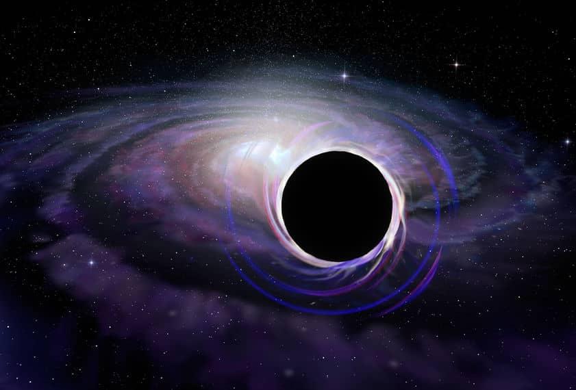ブラックホールに吸い込まれたら「逃げられない」といわれている理由に関する雑学