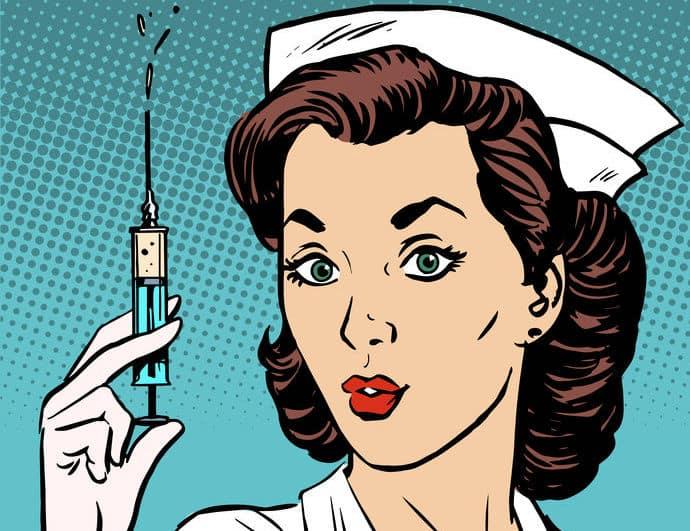一番痛い注射は何の注射?に関する雑学