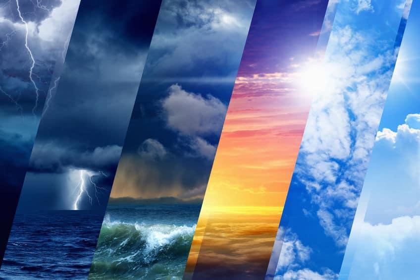 降水確率は過去のデータの統計によるものというトリビア